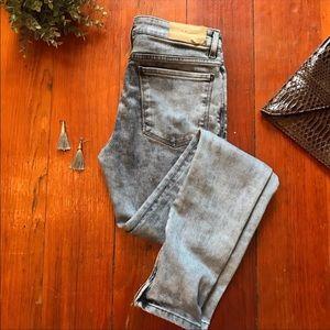 IRO Ralph Acid Wash Skinny Jeans